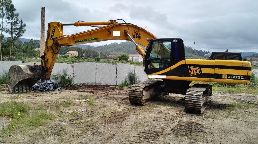 Excavadora JCB JS 330