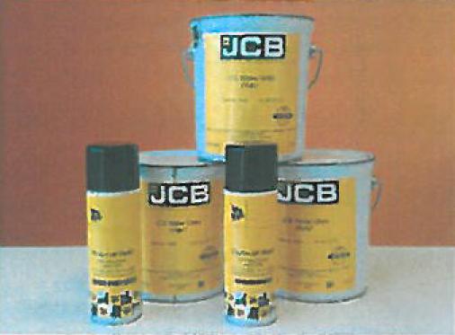 Ibergruas jcb dosificador bote de pintura amarilla for Bote de pintura precio