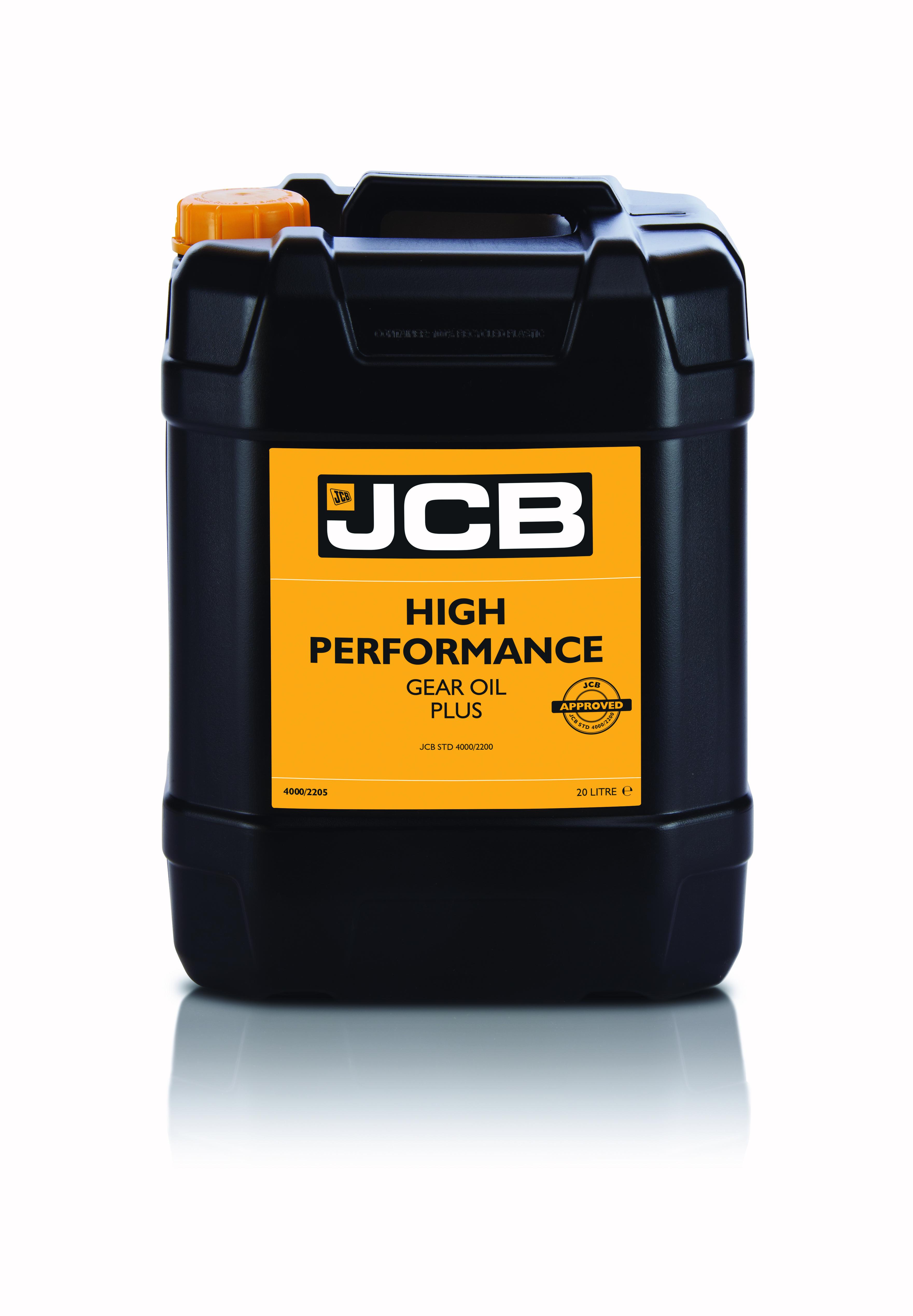 Aceite JCB de engranajes y transmisiones