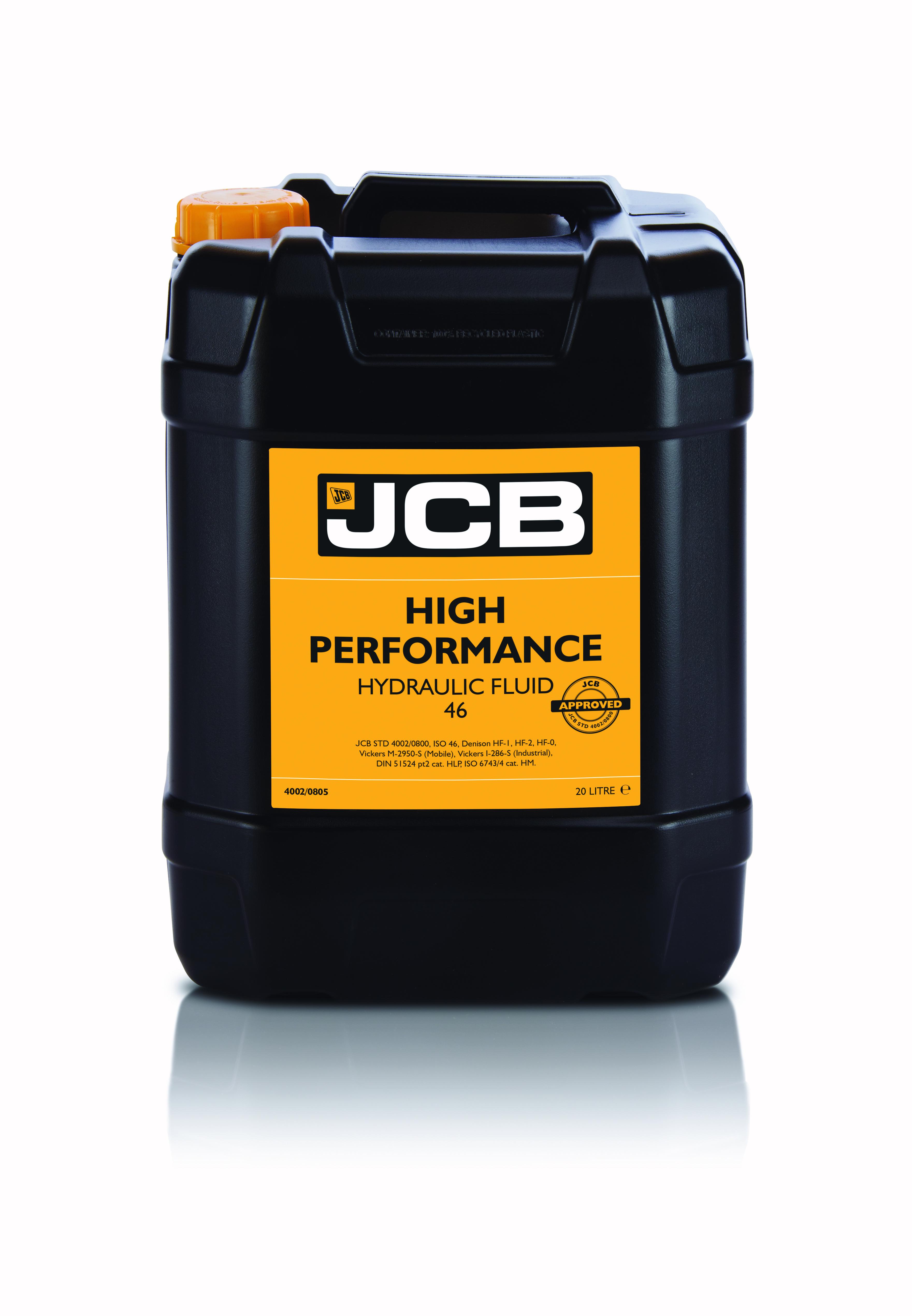 Aceite Hidráulico JCB